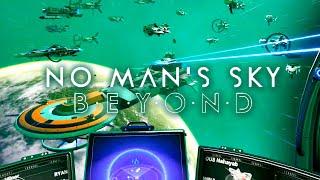 No Man's Sky Beyond - Official VR Reveal Trailer