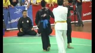 pencak silat emas adalah sea games paling malu 26 indonesia