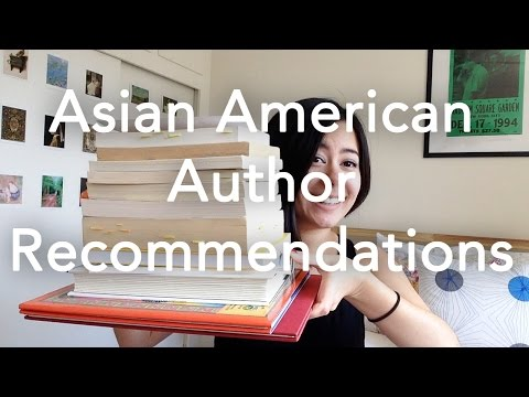 Asian American Author Recommendations