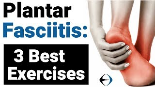 Plantar Fasciitis: Try these 3 exercises with your physical therapist!