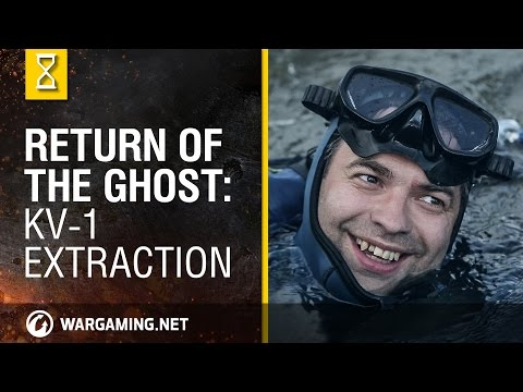 Return of the Ghost: KV-1 Extraction - World of Tanks