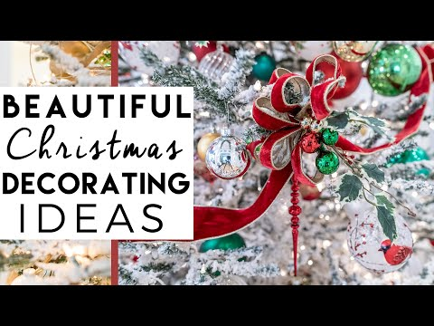 Christmas Decorations | Christmas Decorating Ideas | 1