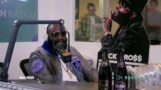 Rick Ross Talks Black Market, MMG, Billboards 10 Greatest Rappers List & More with DJ Skee