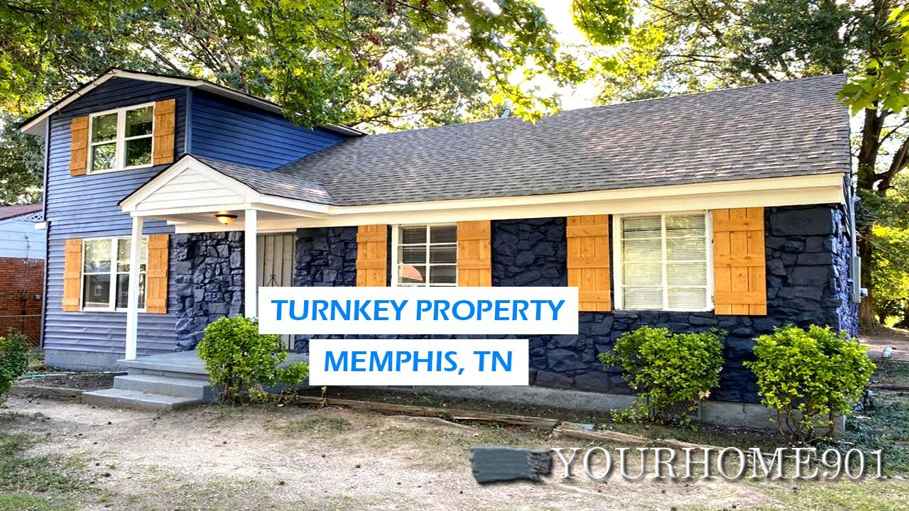 Turn-Key Home Transformation In Memphis Tn