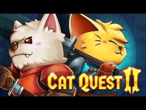 Cat Quest II - Official Launch Trailer