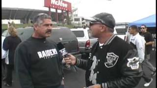 Oakland Raiders 2007 Season Opener vs Detroit Lions