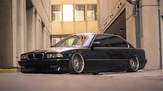 Robb's 2001 BMW 740il