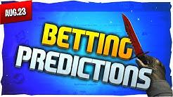 csgo betting predictions respawn entertainment