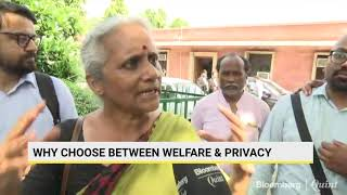 Why Choose Between Welfare And Privacy: Usha Ramanathan