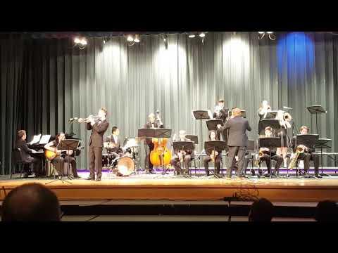 New Hope Solebury High School Jazz Band April 13 2019
