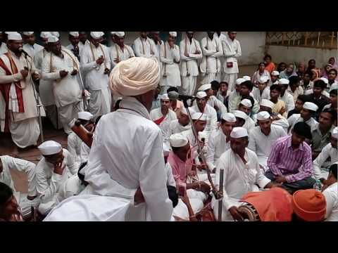 Pakhawaj Sathsangat In Harikirtan Pt. Ashokji Maharaj Panchal(Guruji)_Alandi