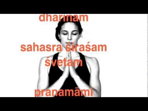 Ashtanga Opening Mantra