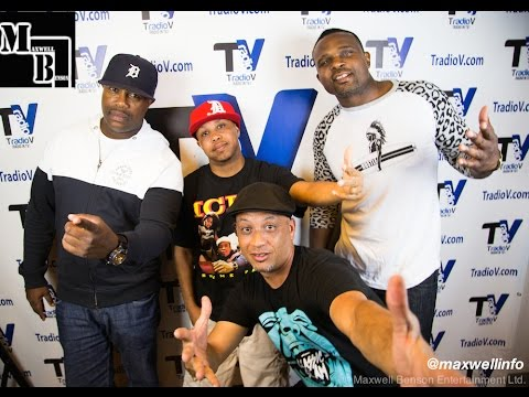 The Goin Way Back Show Stream: Darius McCrary & JS Global Ent.