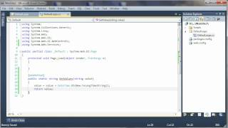 PageMethods how to set up a simple WebMethod using .net c# and javascript