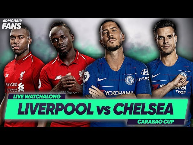 Liverpool 1-2 Chelsea   #ArmchairFans