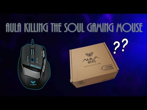 Aula Killing The Soul Gaming Mouse|Stuff Under A Budget #1|Unbox N Review