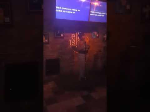 """Janis Joplin Piece of My Heart Karaoke """"Ellis Island"""" Las Vegas"""