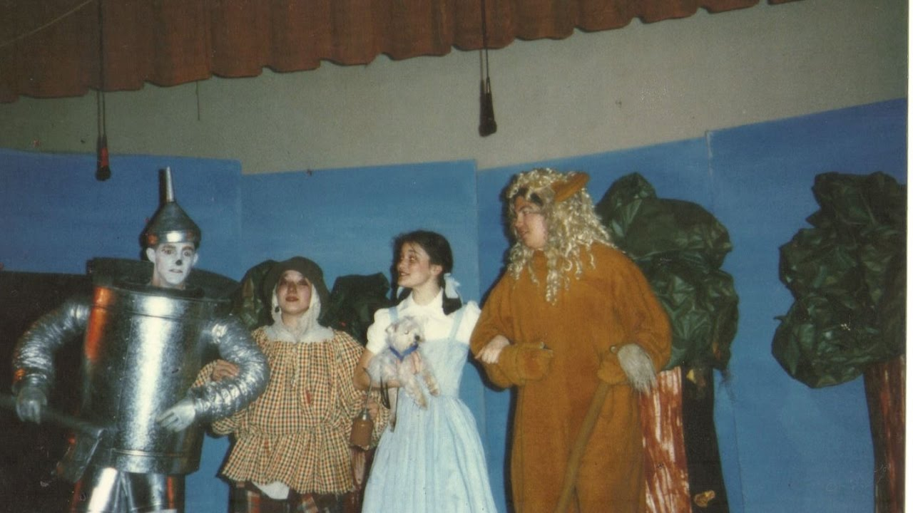 'The Wizard of Oz' - Ceres High School - Spring 1996 ...