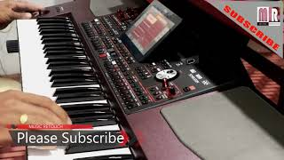 Pardesi Pardesi (Raja Hindustani) Keyboard Cover   Bollywood...