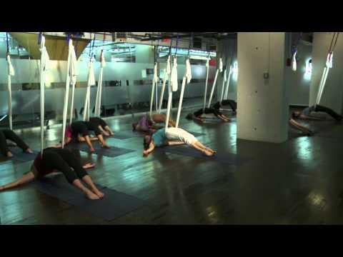Antigravity® Renew & Restore at Crunch Gym