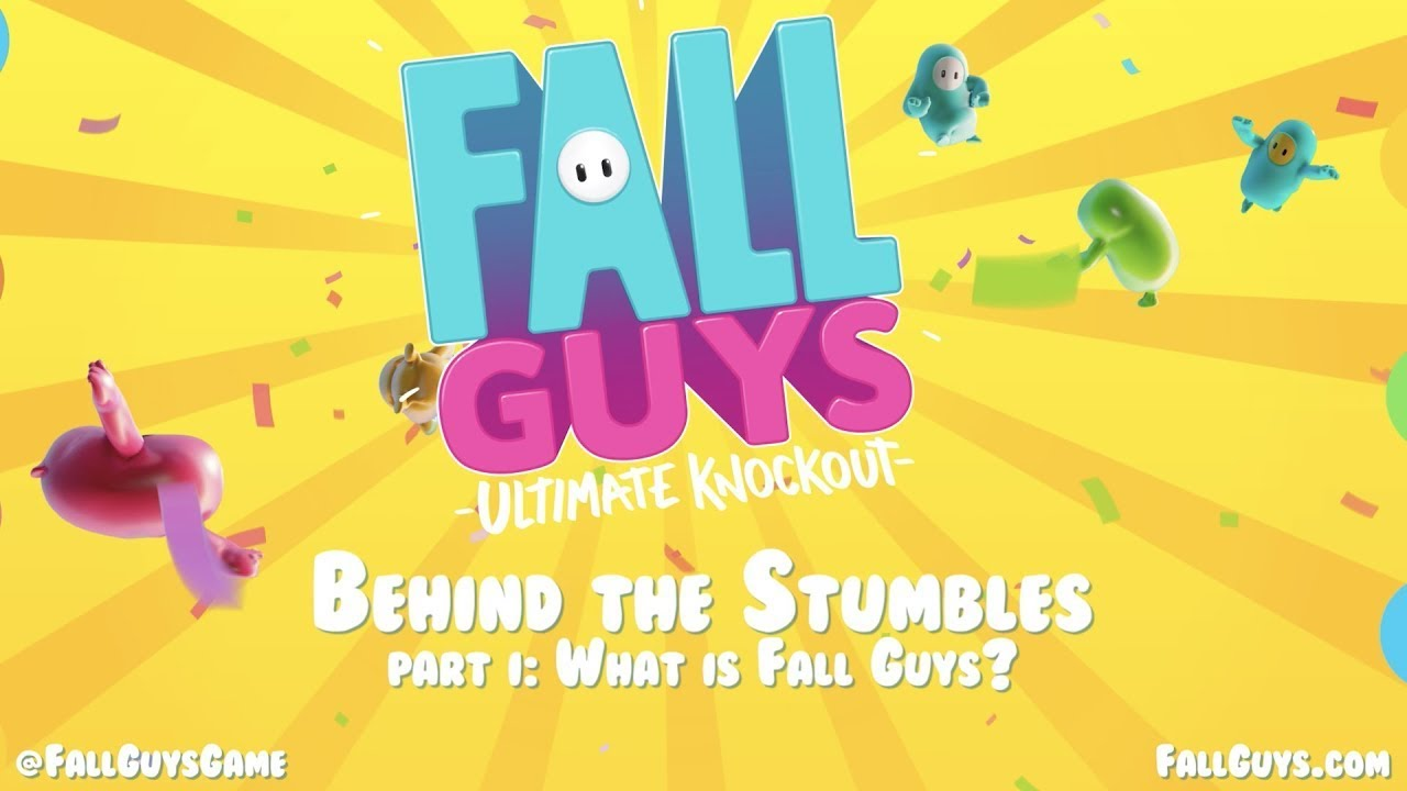 Fall Guys: Ultimate Knockout - Behind the Stumbles Part I: What is Fall Guys? - Gematsu