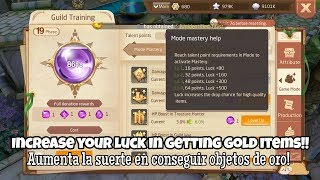 Guild Training Tips - Tales of Wind | Laplace M