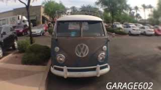 Volkswagen Type 2 Single Cab Transporter at Cars and Coffee Scottsdale