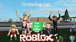 BLOXIAIDE | GROWING UP | ROBLOX GAMEPLAY