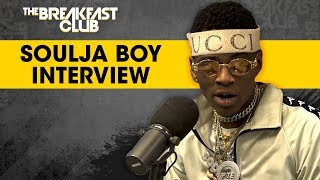 Soulja Boy Drags Tyga, Drake, Kanye West...