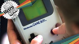 Nintendo GameBoy | Retro Klub