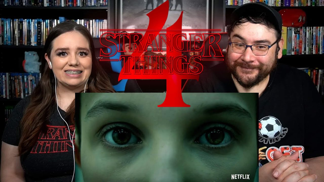Stranger Things 4 - Eleven, Are You Listening? REACTION / REVIEW