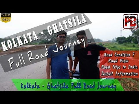 kolkata-to-ghatsila-road-journey-via-kolaghat,-kharagpur,-jhargram-|-kolkata-to-ghatsila-by-road