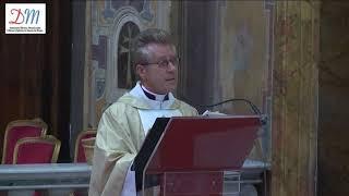 21 Ottobre 2018 XXIX Domenica Tempo Ordinario Anno B Santa Messa ore 1100 OMELIA