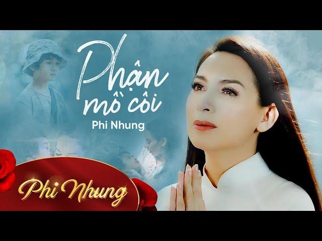 Phận Mồ Côi - Phi Nhung (Lyric Video)