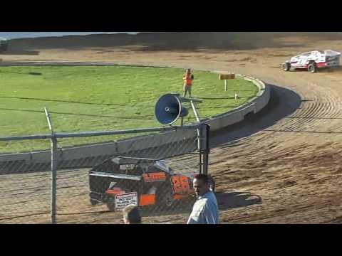 Accord Speedway Sportsman Warmups 6/15/18