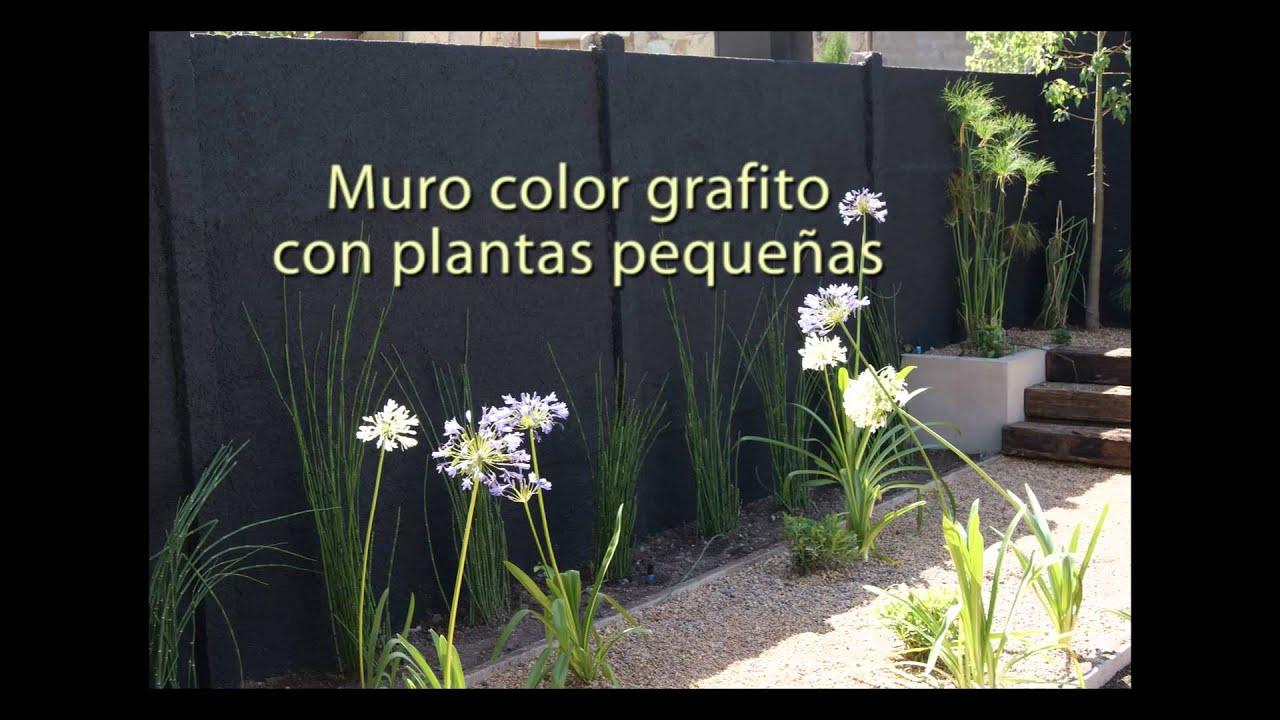 Arquitectura con teresa piemonte c mo ocultar los muros - Muros para jardin ...