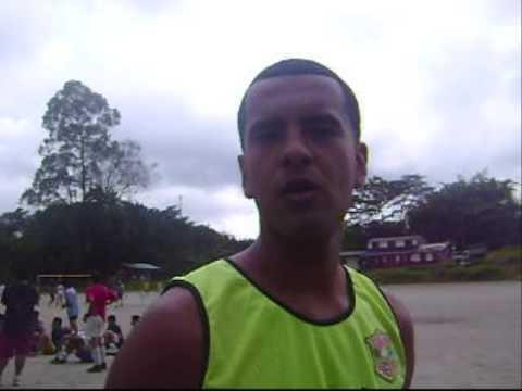 Leandro Morales, central del Calarcá FC
