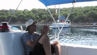 Sailing Croatia And The Dalmatian Coast - Part 3 Vis, The Blue Cave