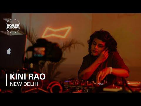 Kini Rao Boiler Room BUDx New Delhi DJ Set