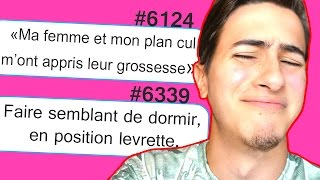 LES PIRES SITUATIONS DE COUPLE !
