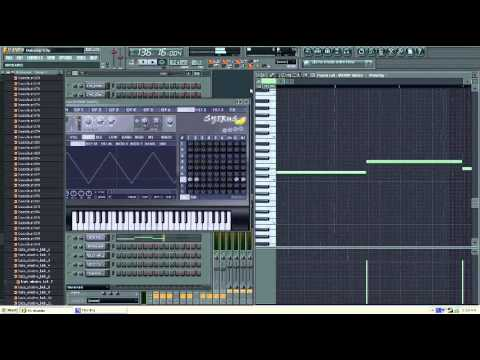Tutorial fl studio 11 dubstep