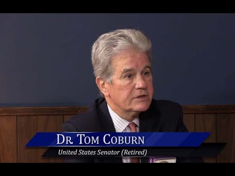 WichitaLiberty.TV: United States Senator Dr. Tom Coburn
