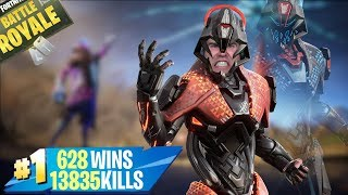🔴 FORTNITE Lv.94 NEW OPPRESSOR SKIN! CODE: XIUDERONE