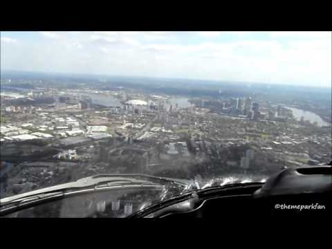 Helicopter flight over London - Excel Charter