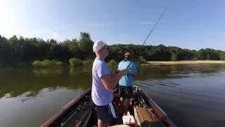 Fishing With Pro Fisherman John Bales #spoonplugging