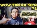 Wow Tinggi Tengok Haqiem Rusli - Jatuh Bangun Feat Aman Ra #1