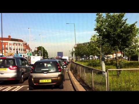 London streets (373.) - Marylebone (NW1) - A40 - A406 - Wembley (HA9)