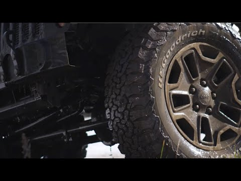 The New BFGoodrich All-Terrain T/A KO2 Takes on Playground Earth