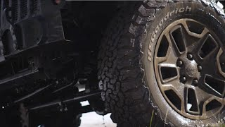 BFGoodrich All-Terrain T/A KO2 Takes on Playground Earth - Tire Rack