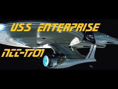 Construction En Lego Uss Enterprise Ncc 1701 2009 Youtube